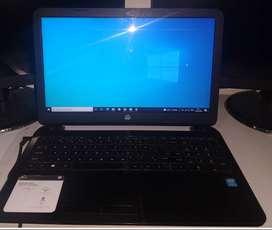 HP i5 4th GEN LAPTOP 6 GB RAM , 128 GB SSD /750GB HDD