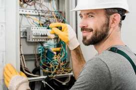 hiring for electrical /miter reading