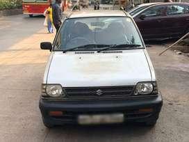 Maruti Suzuki 800 DX, 2007, Petrol