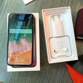 Refurbished iphone X In Best Condition*