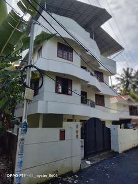 Appartment for rent it's situated at Central area of Trivandrum