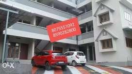Apartment rent aluva choondy 2Bhk ground floor