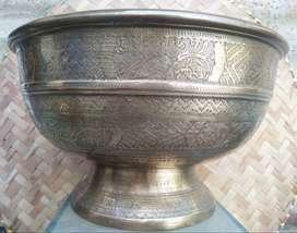 Bokor Kuningan Jadul Antik