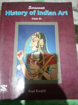 Class 12 painting book