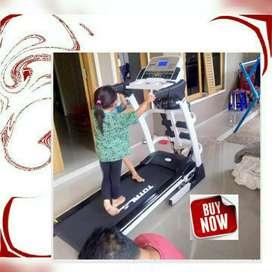 Peralatan olahraga terlengkap treadmill elektrik 630/ home gym