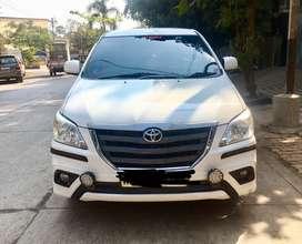Toyota Innova 2.5 GX BS IV 8 STR, 2015, Diesel