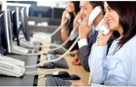 Want Girls for Tele Calling and back end office work