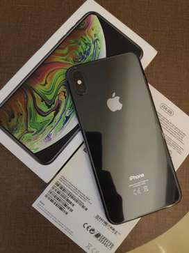 Iphone Xs max in a very good condition.