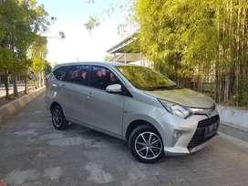 Toyota Calya G 2018 Matic Low KM Cantik