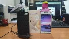 Hp murah Asus zenfone 4 max pro ram 3 rom 32 4G LTE cibitung cikarang