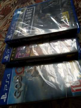 Ps4 games SEALED BRAND NEW