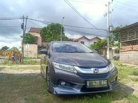 Dijual Honda city rs at 2015