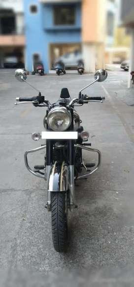 Brand new condition bullet chrome 500 cc urgent sale