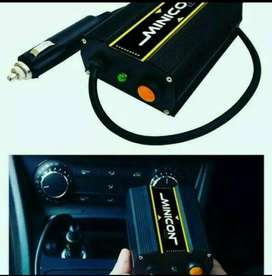 Car Accu Stabilizer Electric, Penghemat BBM Magic Product  MINICON