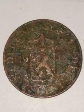 016= Uang Koin indie Langka 1945