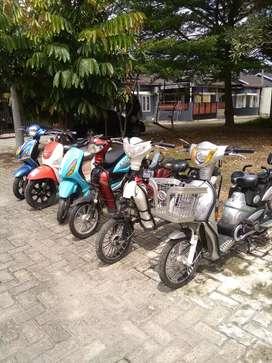 Jual beli sepeda listrik servis atau tukar tambah