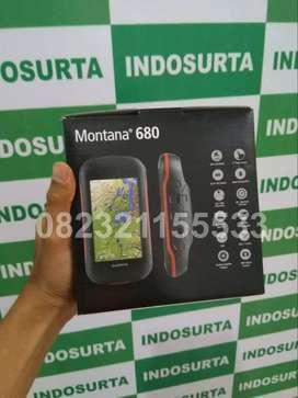 GPS Garmin Montana 680 | Bergaransi | Makassar