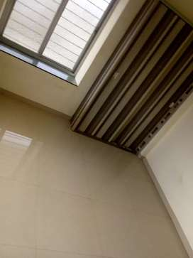 1 BHK flat with extra passage
