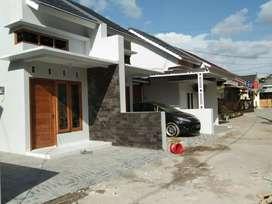 Rumah baru Jogja, strategis akses ke kota Jogja dekat