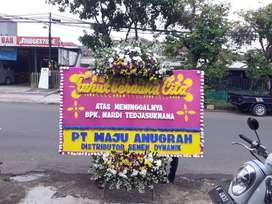 bunga papan untuk perkawinan/peresmian