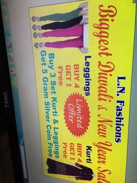 Wanted female for ladies garment shop