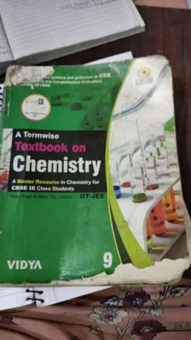 A master resource in chemistry for class 9th