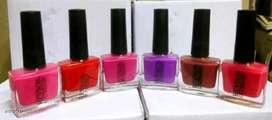 Premium choice nail polish pack of 6