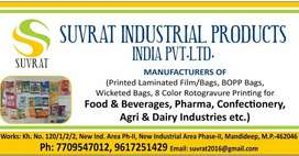 Need Accountant at Mandideep for Industry