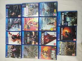 Ps4 games available