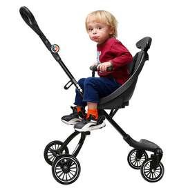 Magic Stroller Micro Trike Canopy - Kereta Dorong Sepeda Anak Cabin Si