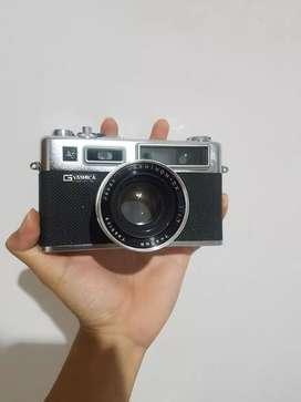 Kamera analog film Yashica Electro 35