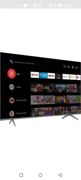 Vu 43 inch 4k Smart Android TV