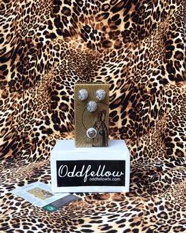Oddfellow The Bishop Transparent Overdrive Pedal