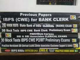 IBPS CLERK AND PO