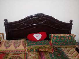 Double bed dressing side table mattress