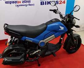 2018 model Honda Navi with insurance till February 2021