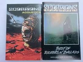 Kaset pita Scorpions