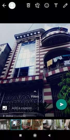 M sell my 122Gaz house in lakshmi dham , new madhav nagar