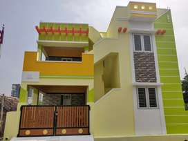 NEW HOUSE 4BHK, 2 PORTION MONTHLY INCOMING COMING NEW HOME  SALE,