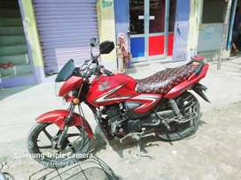 Sell new model honda cb shine verry gd condition
