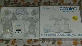 Jual murah breastpump micro double electric by crown