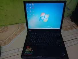 Laptop THINKPAD lenovo r60