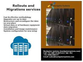 Rollouts and Migrations services| Relocation and IT transformation