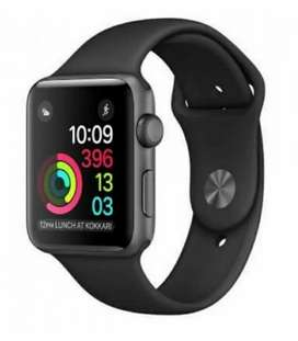 Apple Watch Series-2 42mm Dial Black Colour