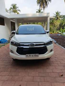 Toyota Innova Crysta 2.8 ZX AT, 36500 Km driven