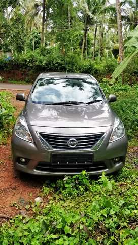 Nissan Sunny 2012 Diesel Good Condition