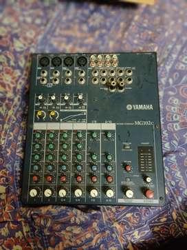 Audio vedio mixer