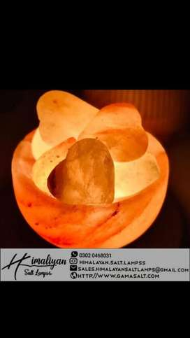 Bowl Salt lamp (free delivery)