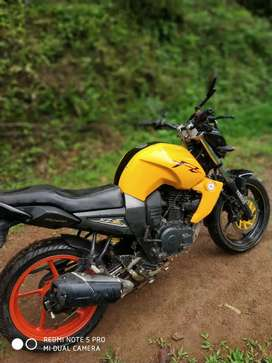 Variety Yellow colour fz.showroom condition
