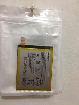 Baterai/batre sony LIS1579ERPC/sony Z4/sony Z3+(plus)/sony C5 ultra